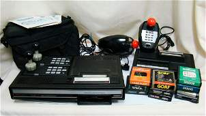 COLECOVISION VIDEO GAME SYSTEM, EXPANSION PACK, GA
