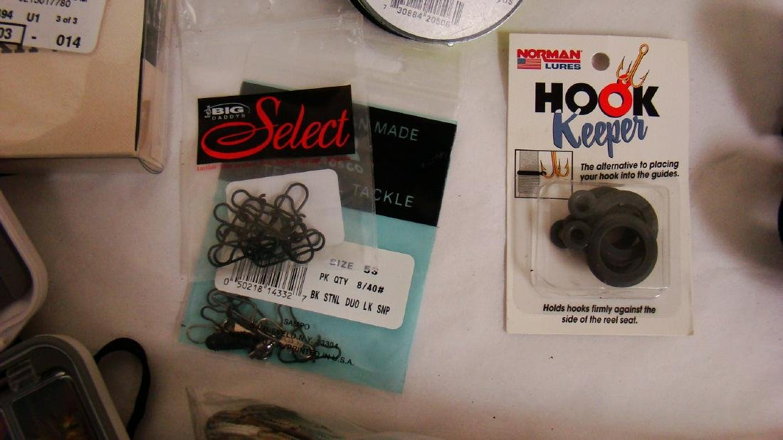 FISHING LINE, LURES &  OTHER ACCESSORIES - 6