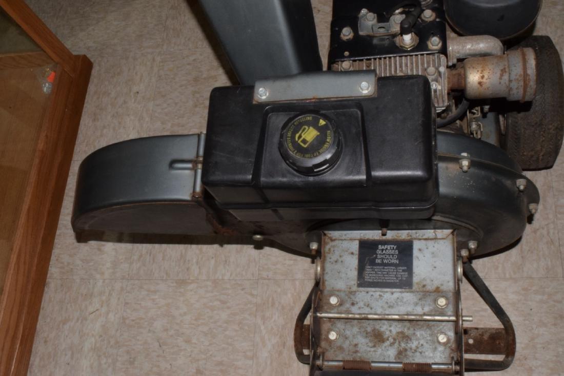 CRAFTSMAN 8HP CHIPPER SHREDDER - 3