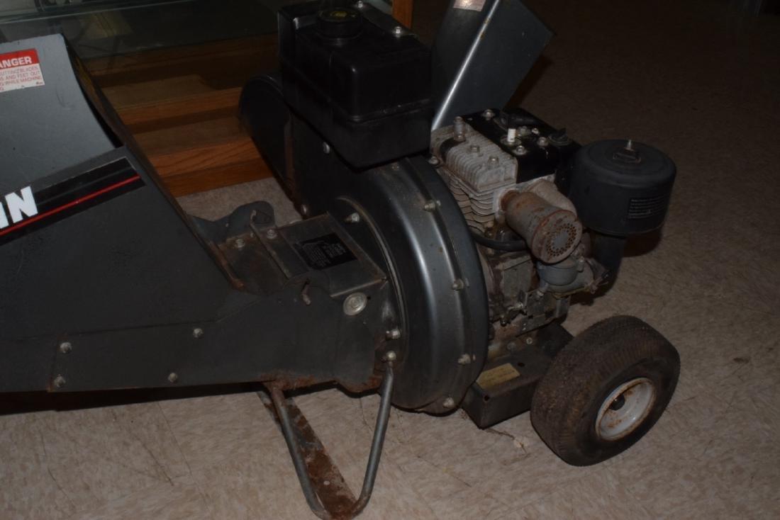 CRAFTSMAN 8HP CHIPPER SHREDDER - 4