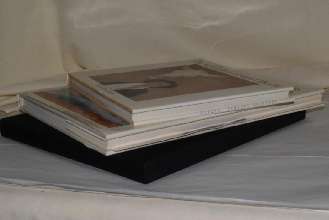 3 GEORGIA O'KEEFFE COFFEE TABLE BOOKS - 6