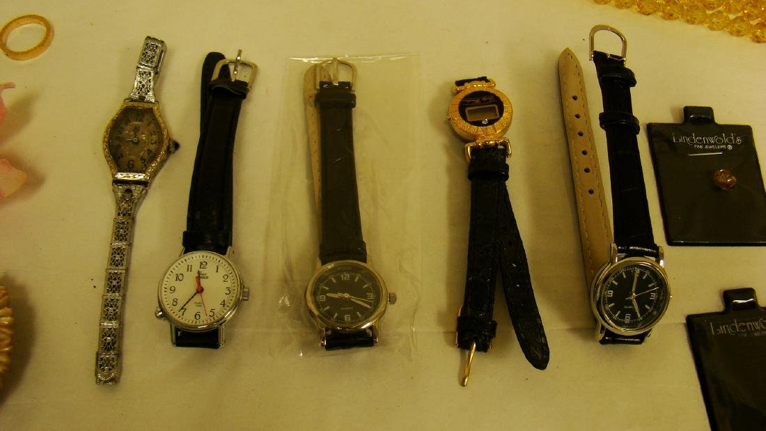 COSTUME JEWELRY, WATCHES & MORE - 3
