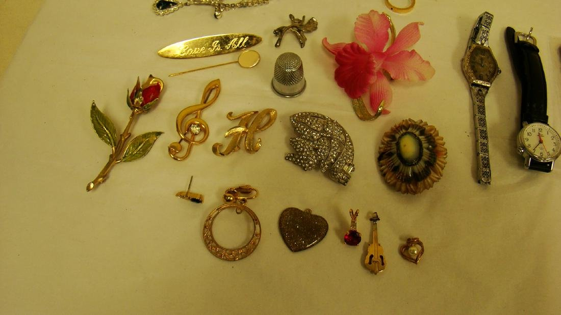 COSTUME JEWELRY, WATCHES & MORE - 4