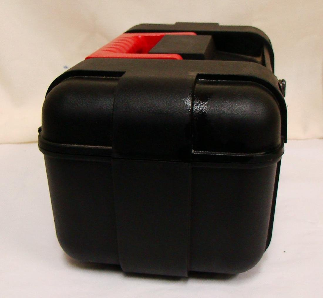 CRAFTSMAN TOOL BOX WITH CONTENTS - 6