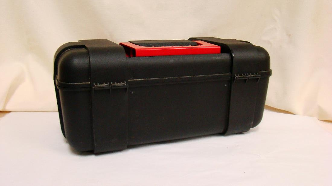 CRAFTSMAN TOOL BOX WITH CONTENTS - 7