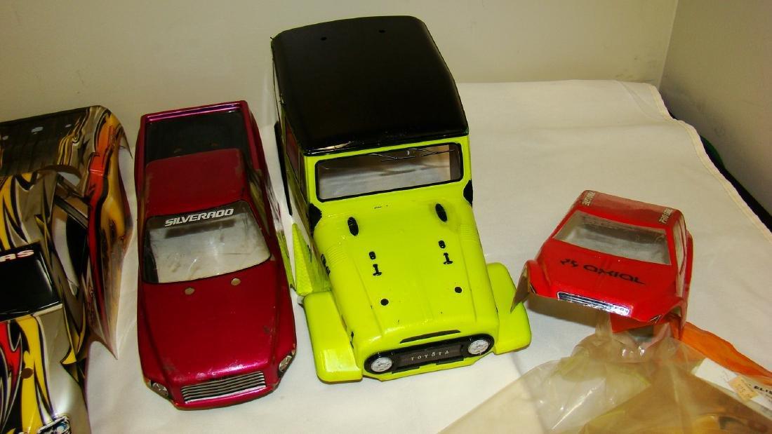 VARIOUS RC CAR SHELLS/COVERS - 3