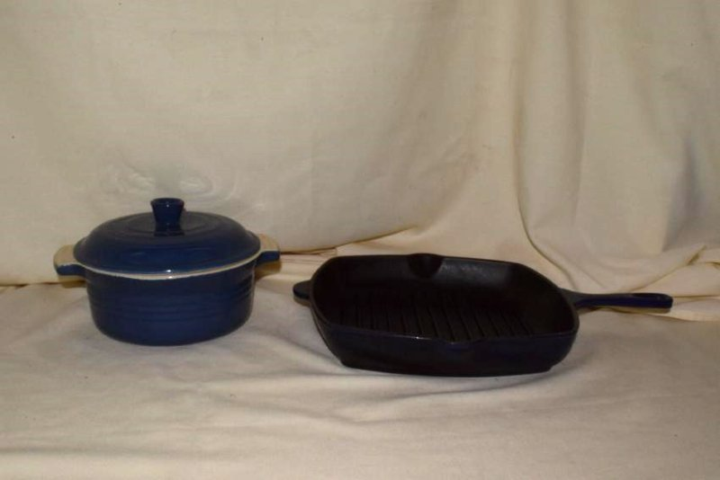 3 LE CREUSET COOKING WARE - 2