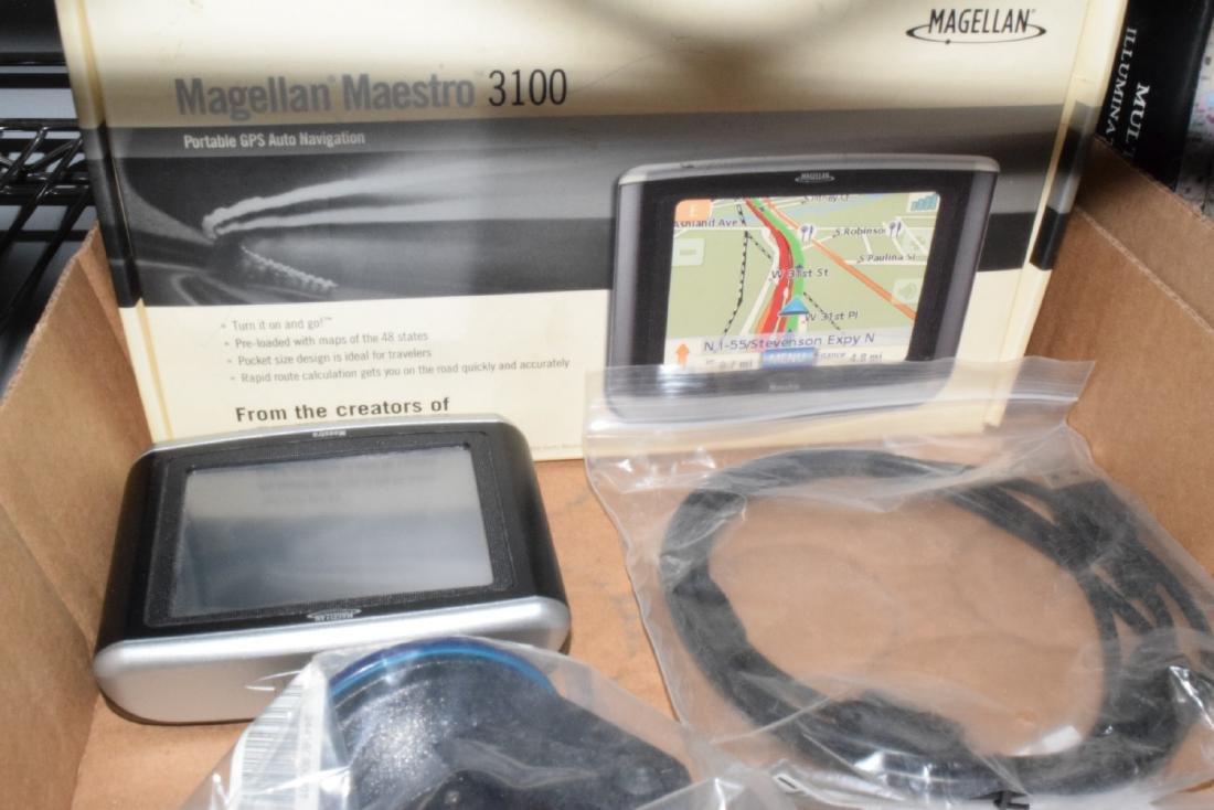 MAGELLEAN MAESTRO 3100 & MORE - 3