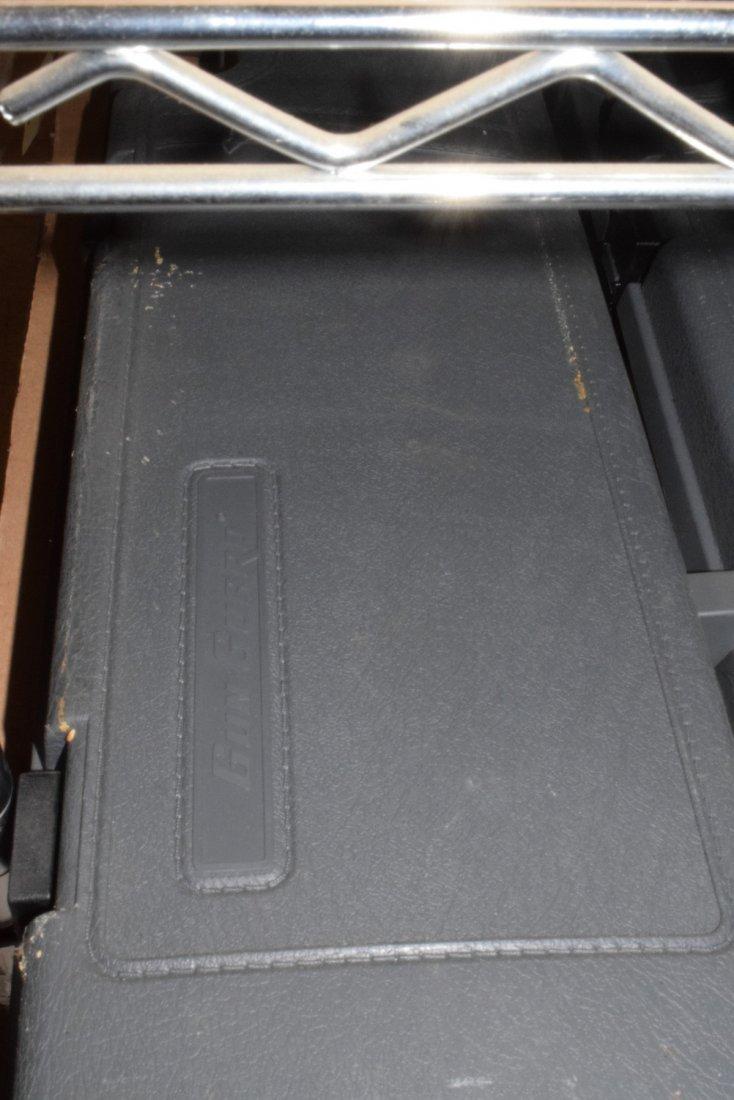 2 GUN GUARD RIFLE CASES - 2