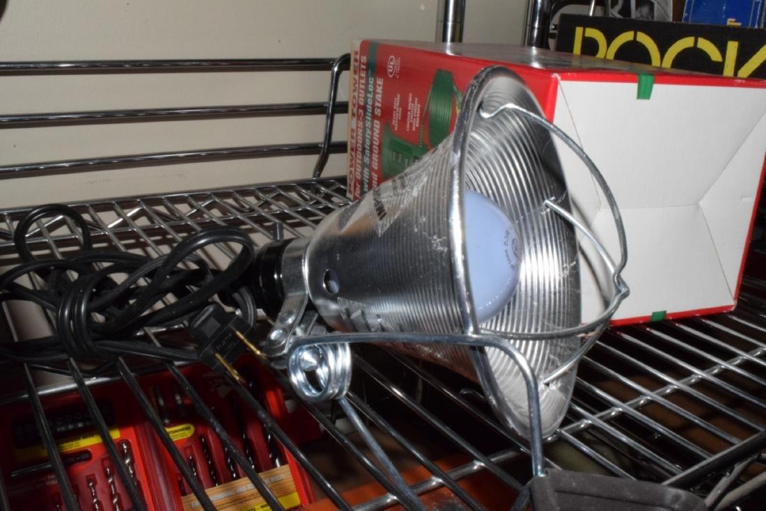 WATER RIDGE LAVATORY FAUCET - CLAMP LAMP & MORE - 4