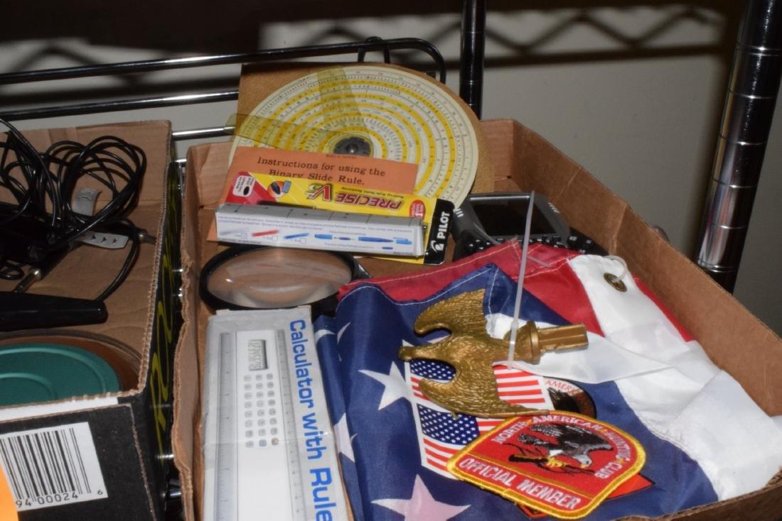 VINTAGE MICROPHONES - AMERICAN FLAG & MORE - 4