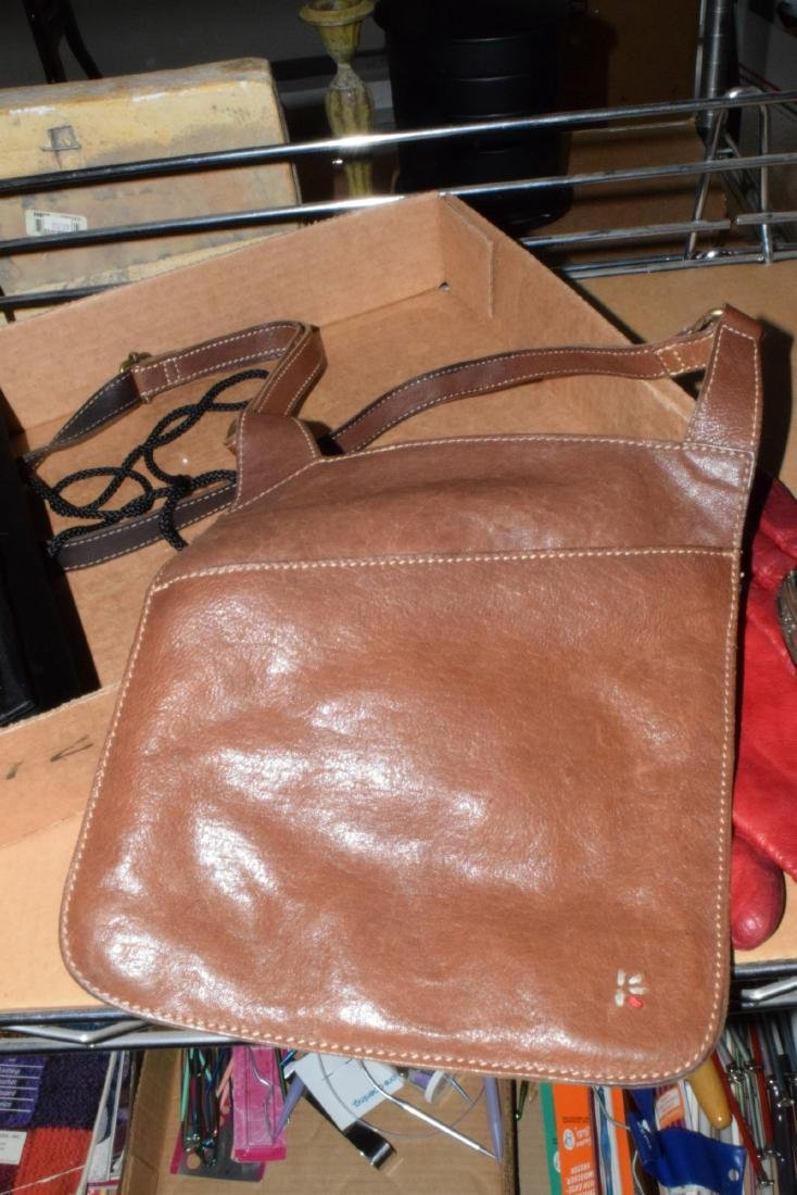 ELLINGTON LEATHER CROSSOVER BAG & MORE - 4