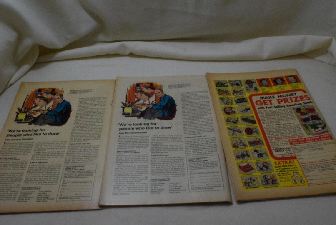 1969 CAPTAIN AMERICA COMIC BOOKS - 7