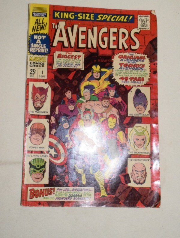 THE MIGHTY AVENGERS ANNUALS 1 & 2 - 2