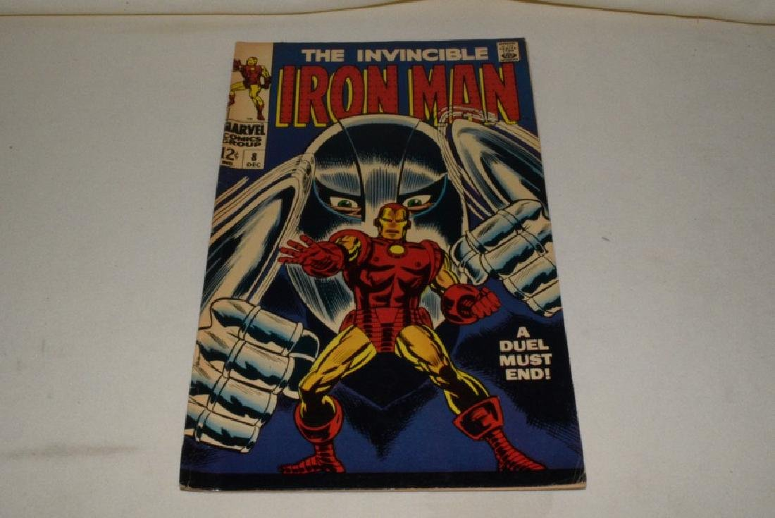 MARVEL COMICS THE INVINCIBLE IRON MAN - 8