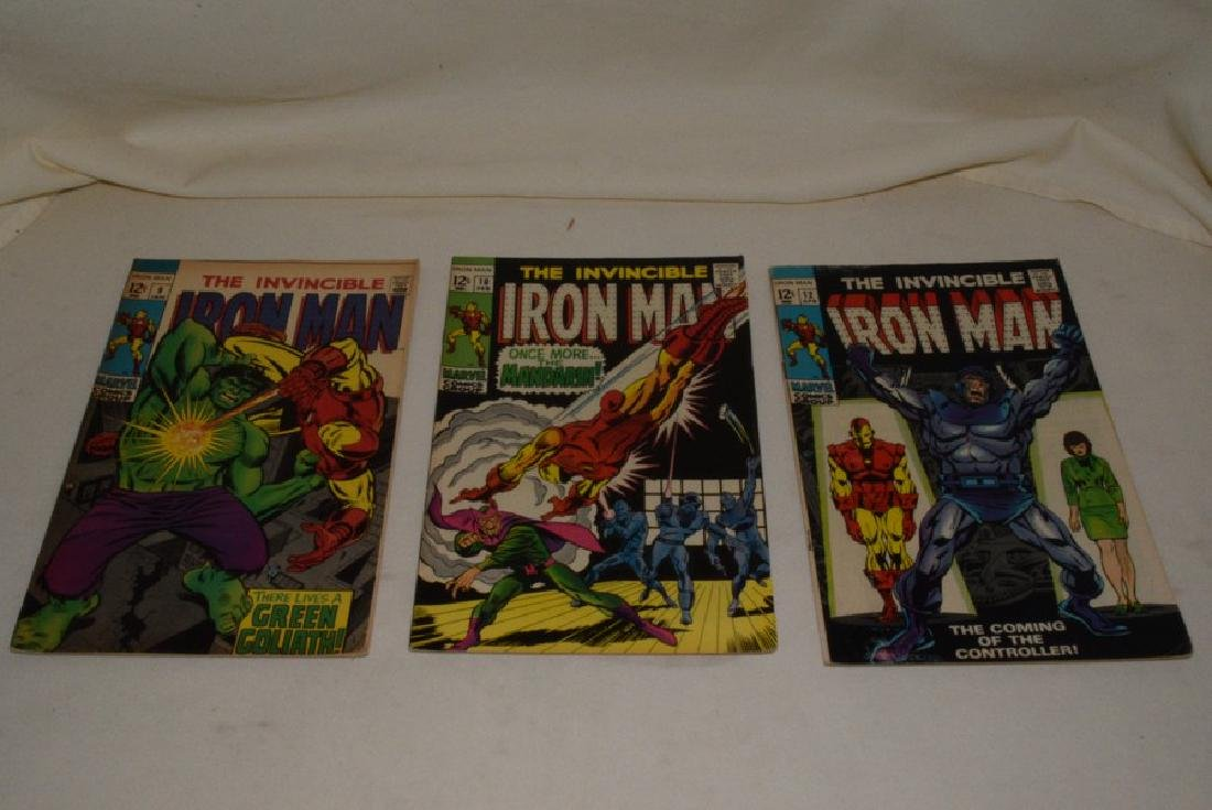 MARVEL COMICS THE INVINCIBLE IRON MAN - 2