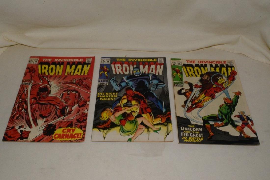 MARVEL COMICS THE INVINCIBLE IRON MAN - 4