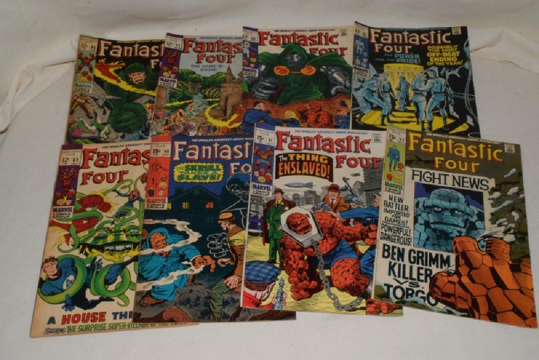 1969 MARVEL COMICS FANTASTIC FOUR