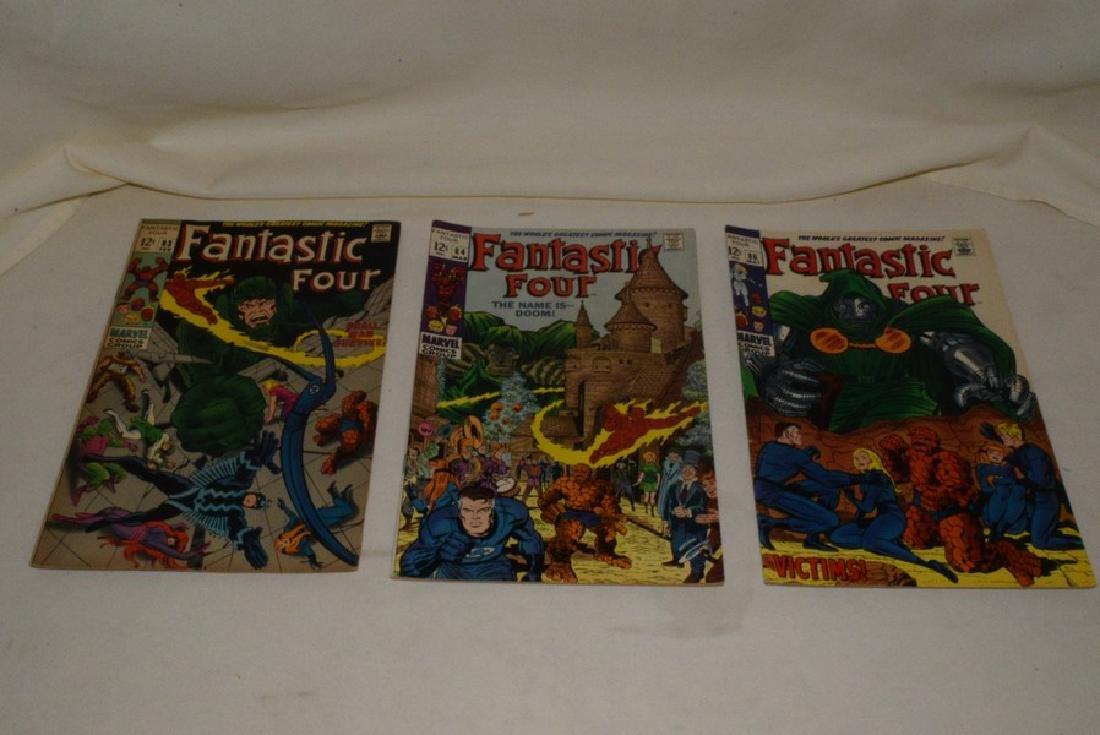 1969 MARVEL COMICS FANTASTIC FOUR - 2