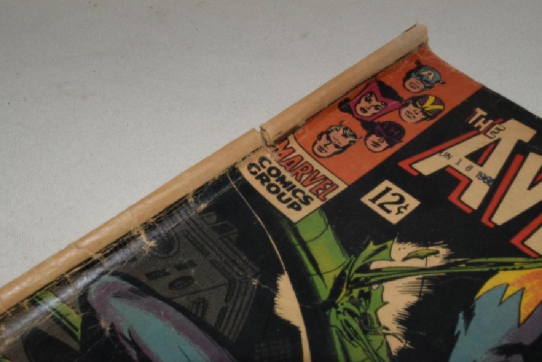 MARVEL COMICS THE AVENGERS; 7 ISSUES - 8