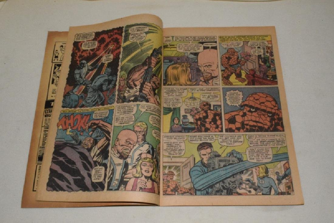 MARVEL COMICS 1967 FANTASTIC FOUR 66 & 67 - 6