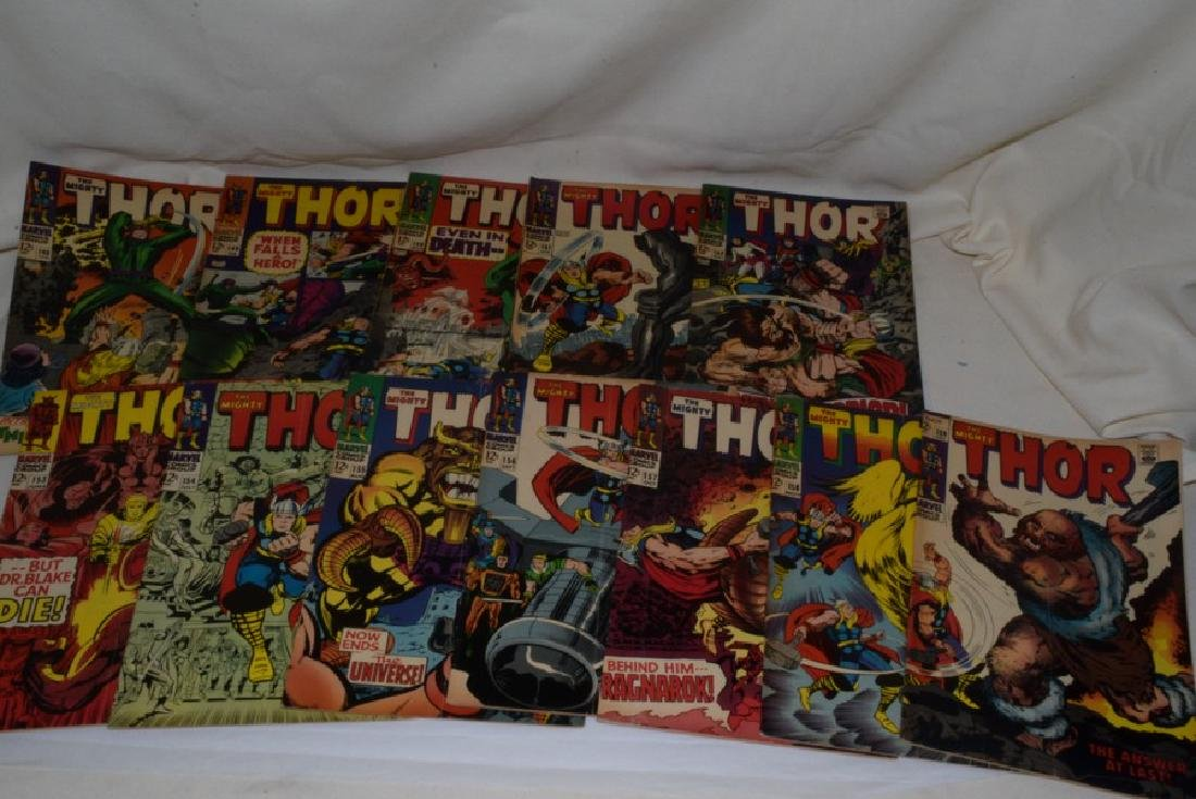 1968 THE MIGHTY THOR
