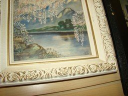 ORIGINAL PAINTINGS BY C. WAALE - 3 OIL; 1 WATER CO - 10