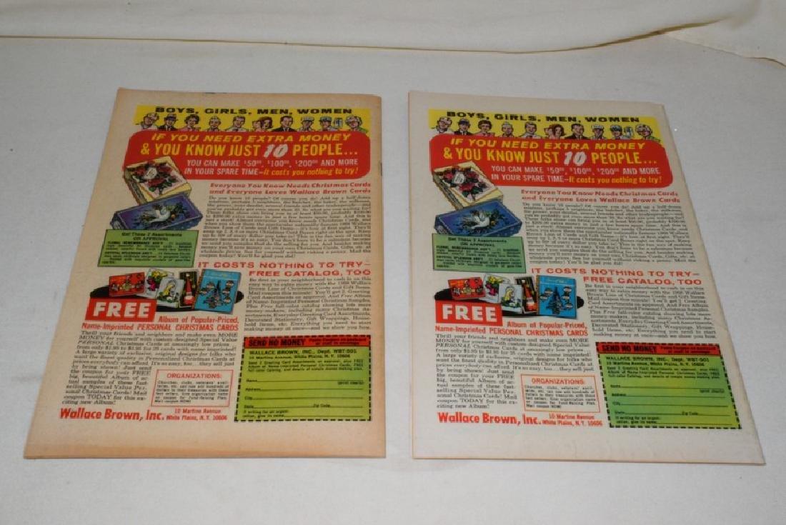 1968 ISSUES 2-8 MARVEL COMICS CAPTAIN MARVEL - 5