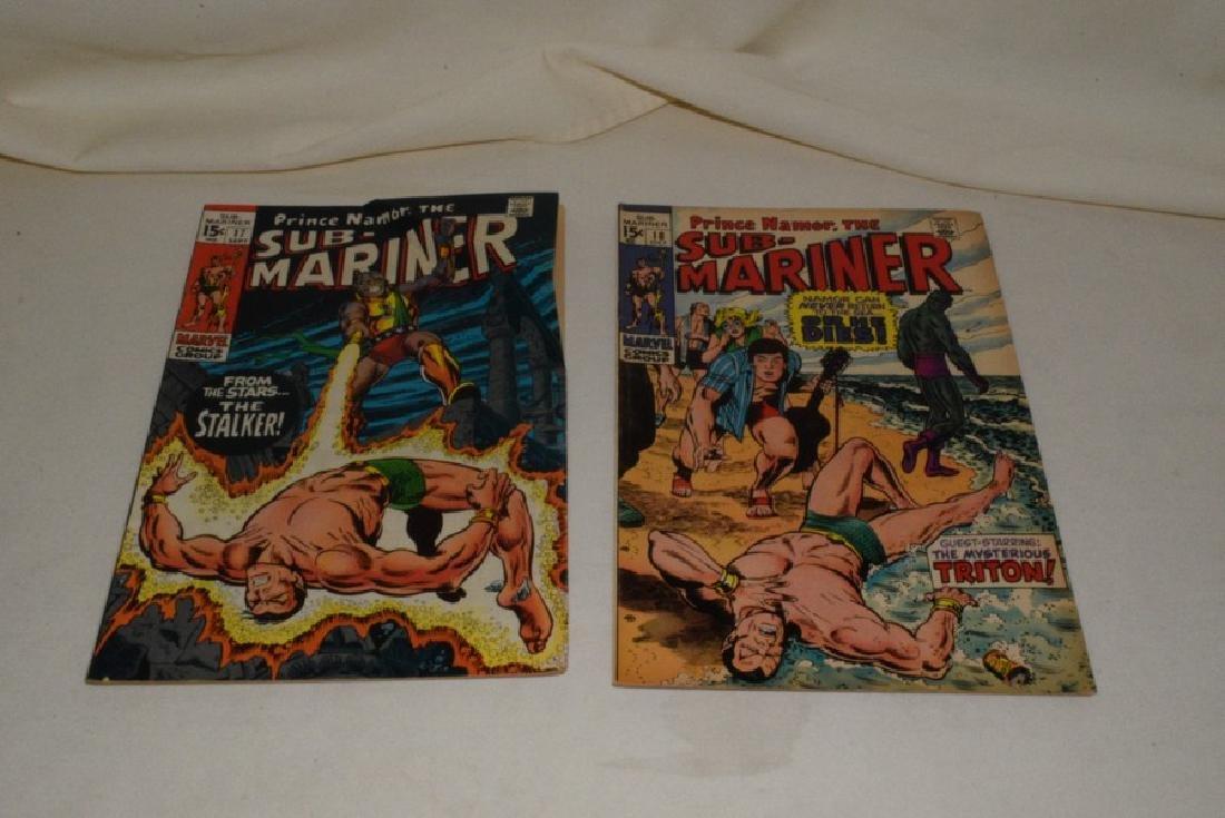 1969 MARVEL COMICS SUB-MARINER - 6