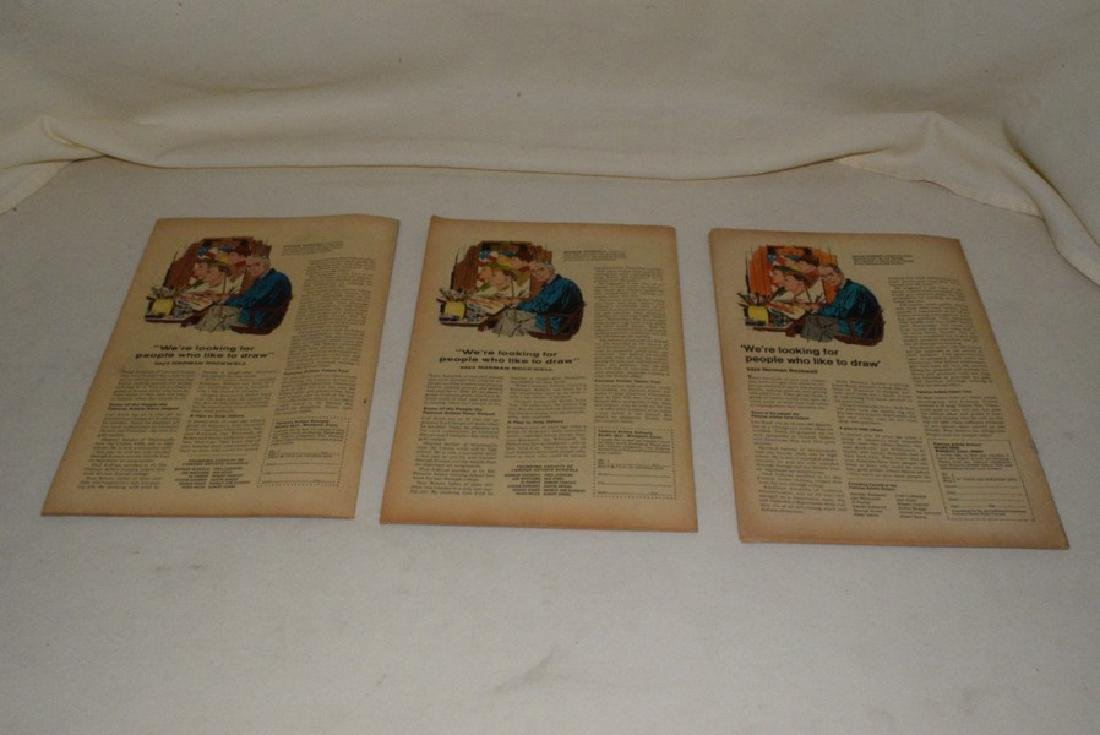 1968 MARVEL COMICS FANTASTIC FOUR ISSUES - 3