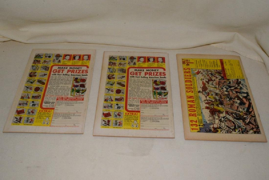 1968 MARVEL COMICS FANTASTIC FOUR ISSUES - 5