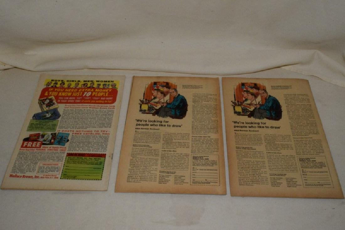 1968 MARVEL COMICS FANTASTIC FOUR ISSUES - 7