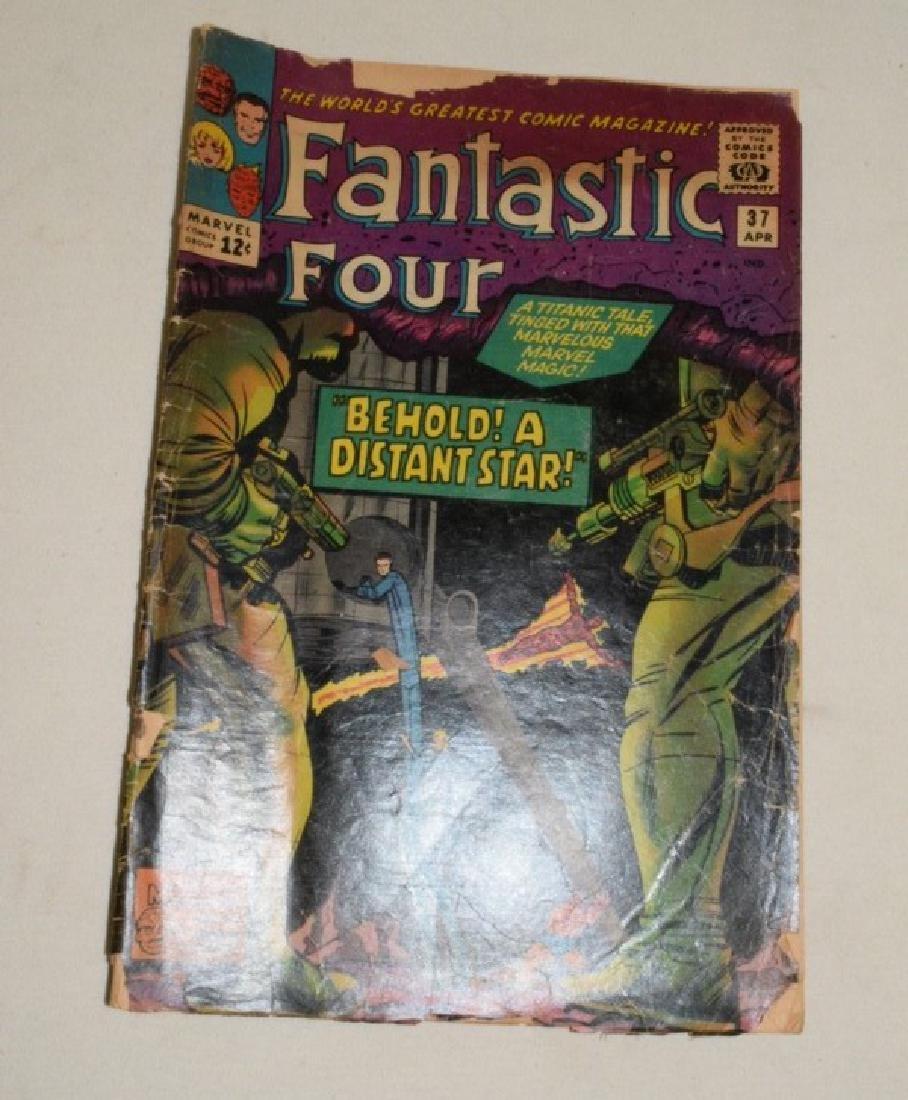 9 ISSUES MARVEL COMICS FANTASTIC FOUR - 3