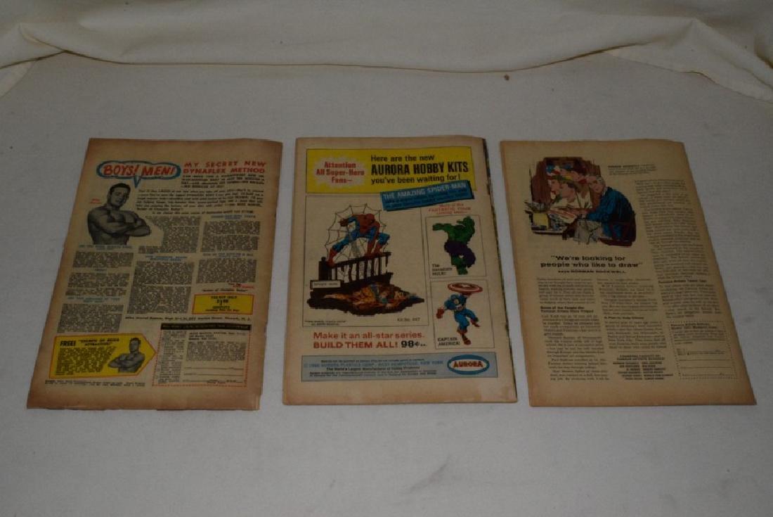 9 ISSUES MARVEL COMICS FANTASTIC FOUR - 4