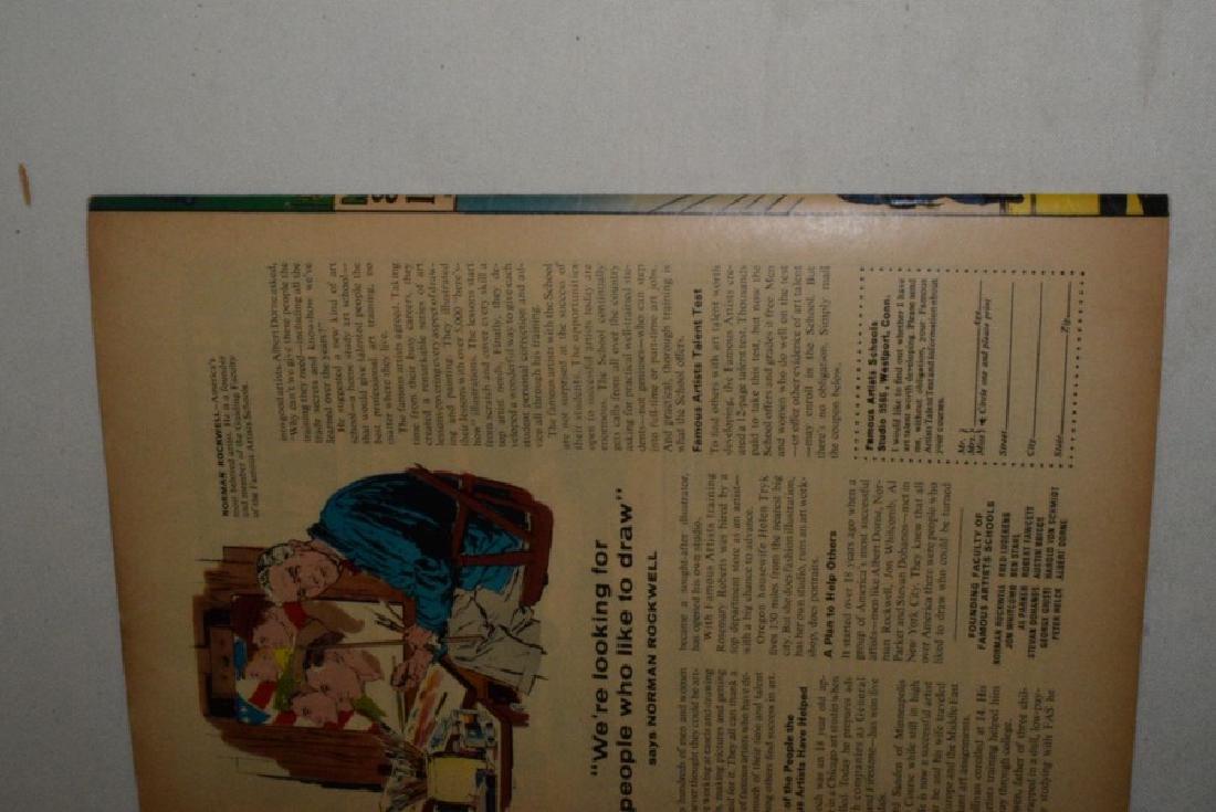 9 ISSUES MARVEL COMICS FANTASTIC FOUR - 9