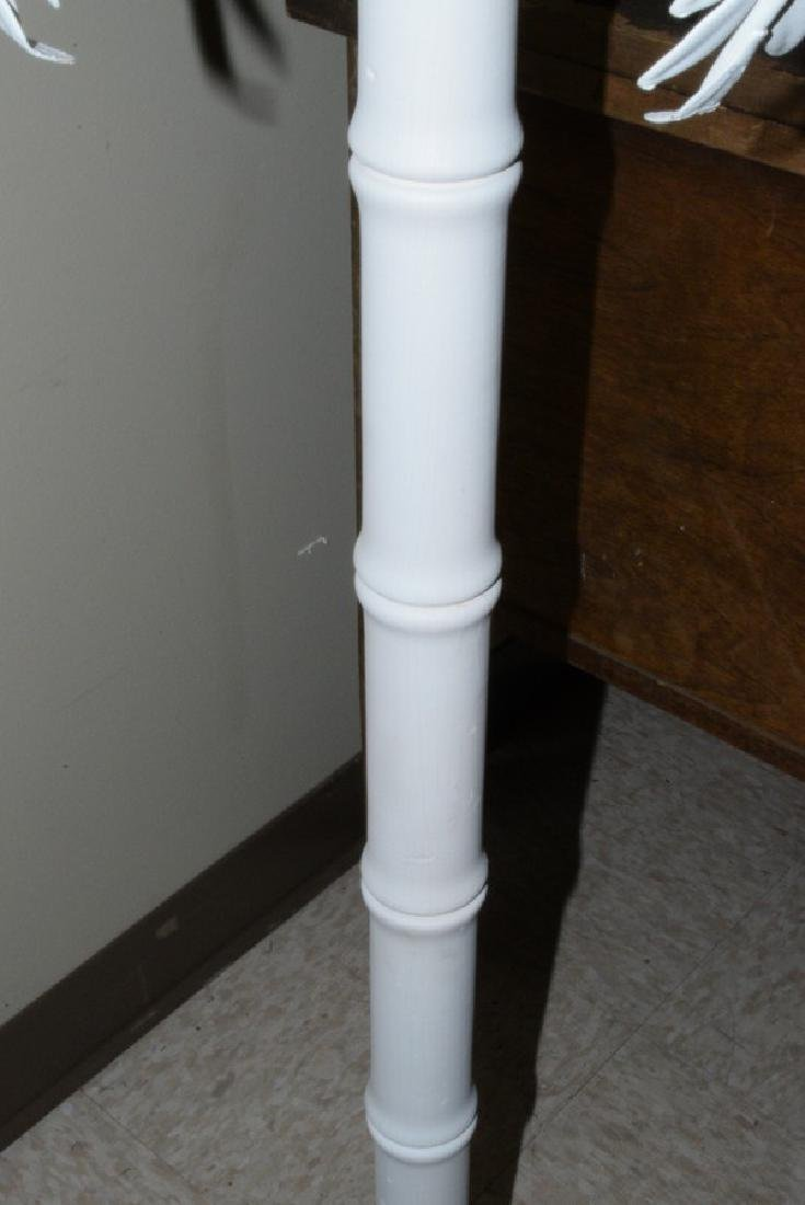 METAL & WOOD FLOOR LAMP - 3
