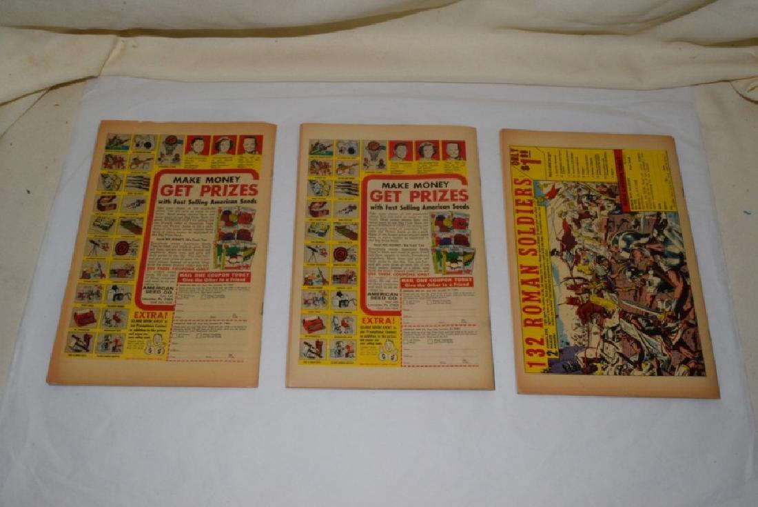 1968 SUB-MARINER COMIC BOOKS - 3