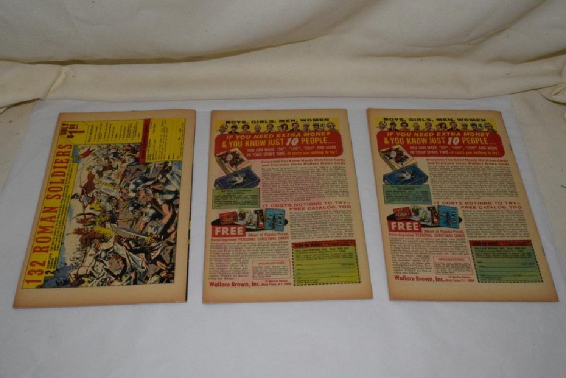 1968 SUB-MARINER COMIC BOOKS - 5