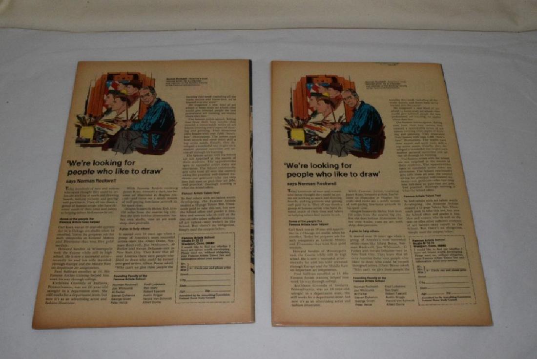 1968 SUB-MARINER COMIC BOOKS - 7
