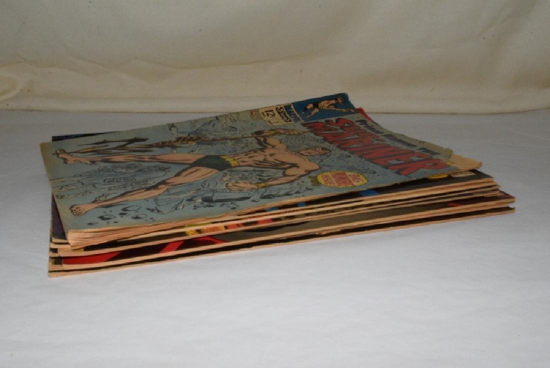 1968 SUB-MARINER COMIC BOOKS - 8