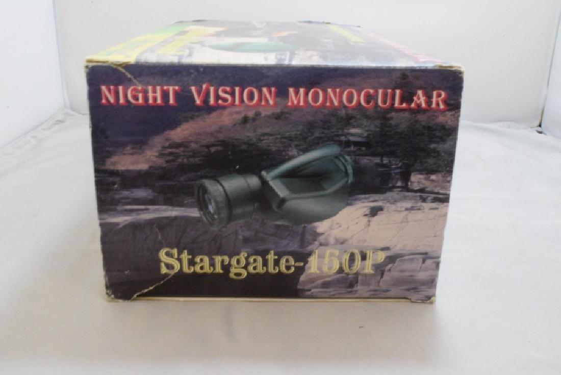 NEWCON OPTIK NIGHT VISION MONOCULAR - STARGATE 150 - 2