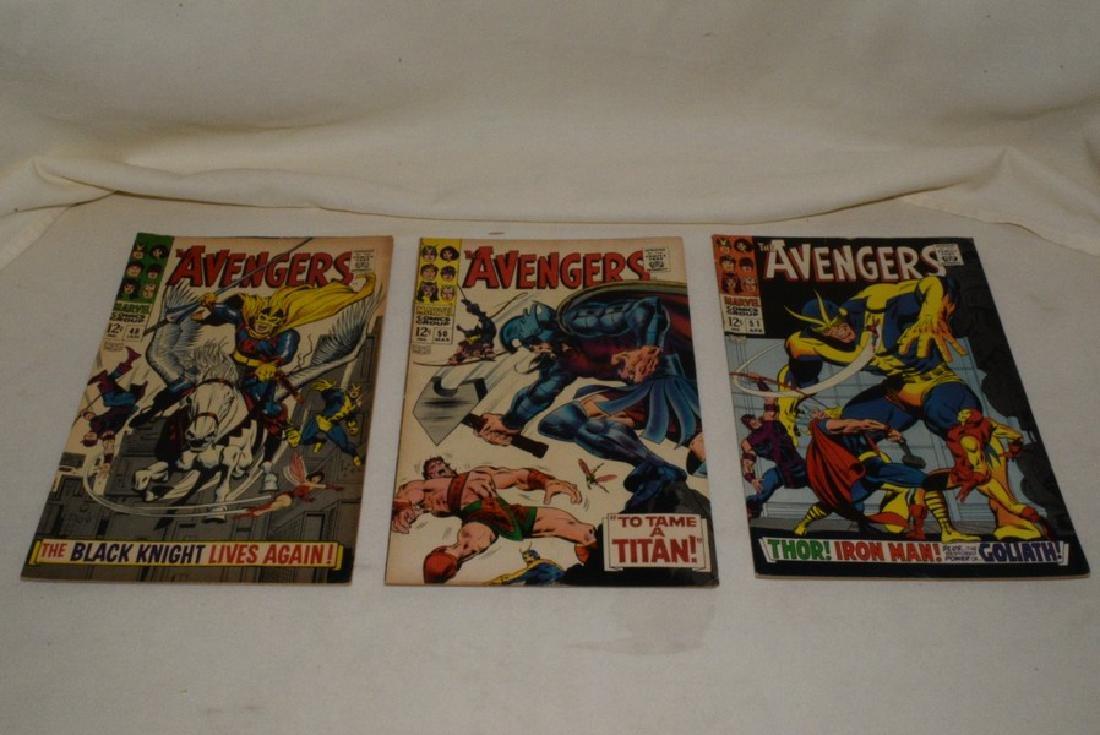 1968 MARVEL COMICS THE AVENGERS - 2