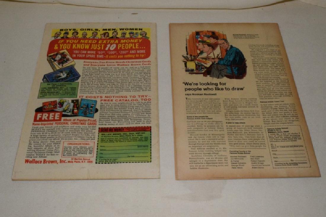 1968 MARVEL COMICS THE AVENGERS - 9