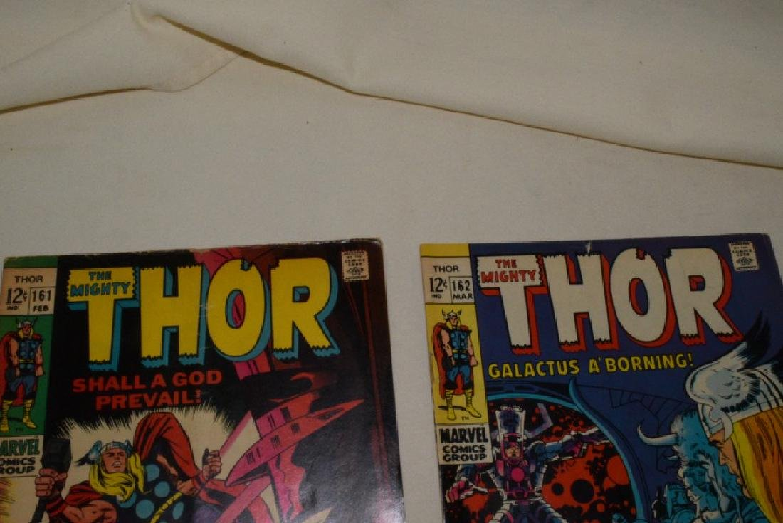 1969 THE MIGHT THOR COMIC BOOKS - 3