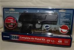 CROSMAN 1088 SEMI AUTOMATIC BB PISTOL NIP