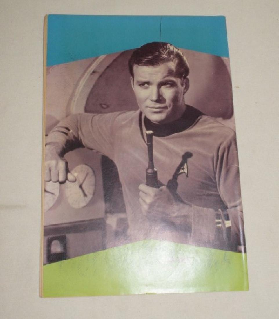 1967 GOLD KEY STAR TREK NO. 1 - 2