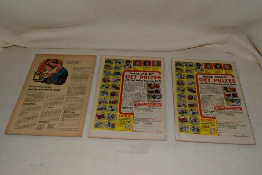 1969 ISSUES 9-18 MARVEL COMICS CAPTAIN MARVEL - 5