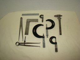 VINTAGE MEASURING PRECISION TOOLS-CALIPERS & MORE