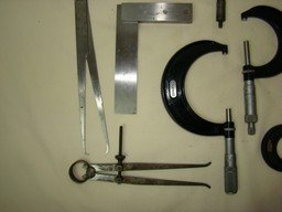 VINTAGE MEASURING PRECISION TOOLS-CALIPERS & MORE - 3