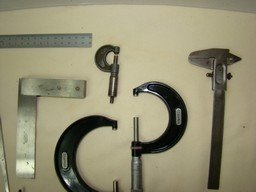 VINTAGE MEASURING PRECISION TOOLS-CALIPERS & MORE - 4